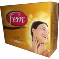 Fem Gold Professional Facial Kit For Instant Golden Glow-300gm